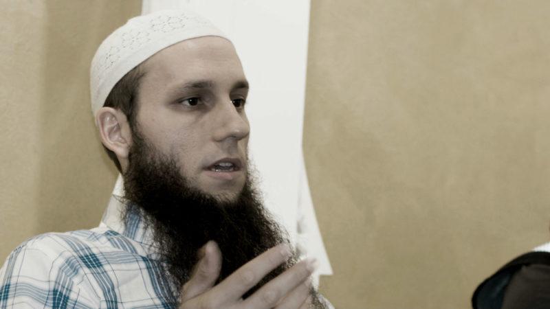 IZRS-Sprecher Qaasim Illi | © zVg