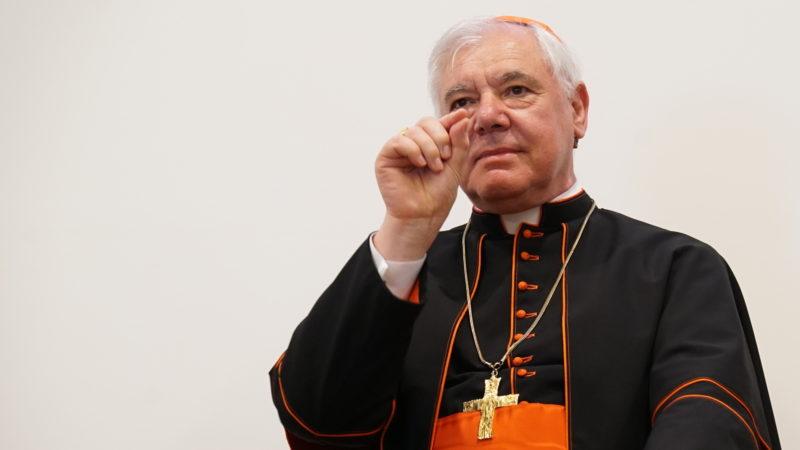 Kardinal Gerhard Ludwig Müller | © Vera Rüttimann