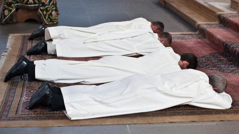 Diakonenweihe im Bistum St. Gallen | © Bistum St. Gallen