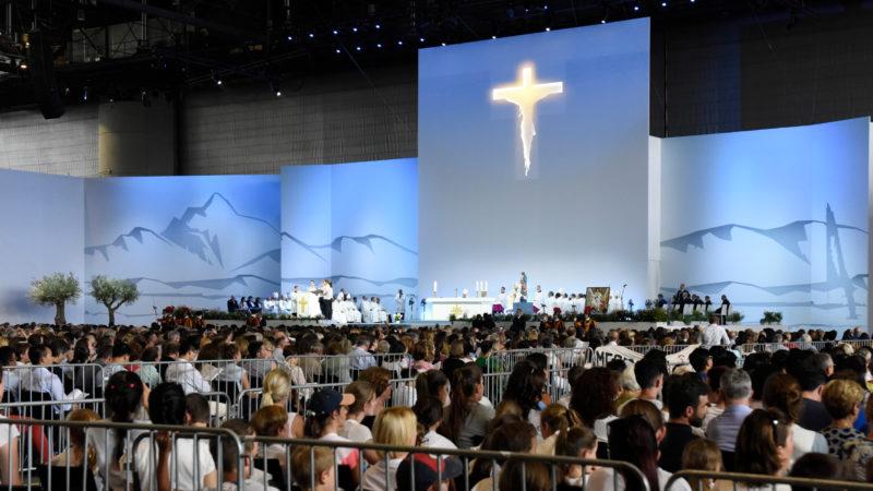 Der Papst ist weit weg | © Peter Williams/WCC