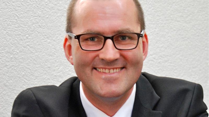Stefan Schweyer, Assistenzprofessor an der Staatsunabhängigen Theologischen Hochschule Basel | © zVg