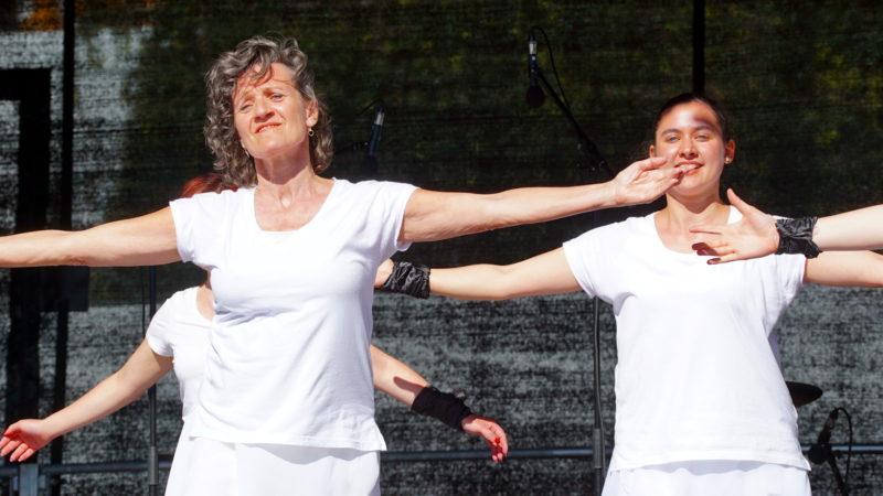 Tanzen für verfolgte Christen | © Vera Rüttimann