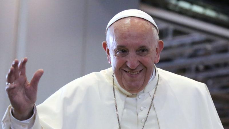 Papst Franziskus | © Bernard Hallet