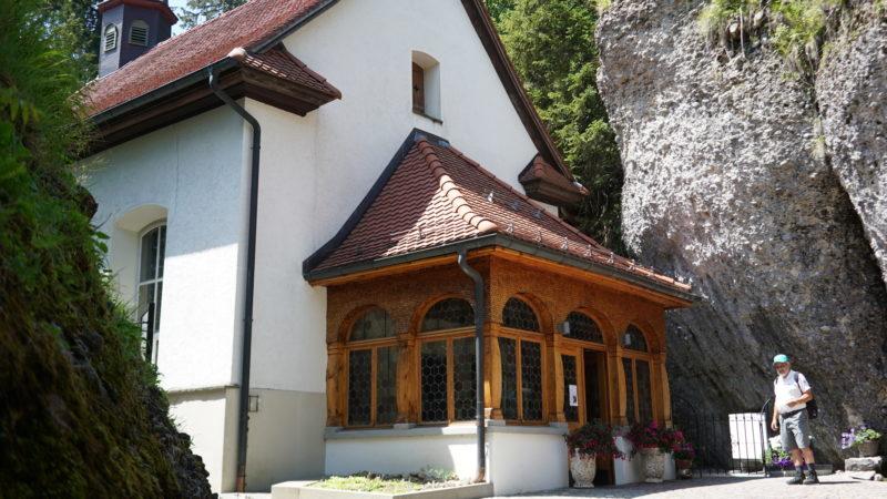 St. Michaels-Kapelle Rigi Kaltbad | © Vera Rüttimann