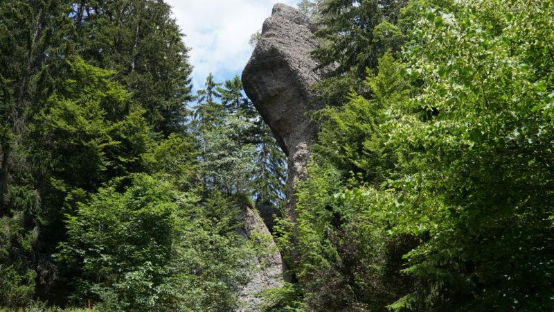 Das Felsentor an der Rigi | © Vera Rüttimann
