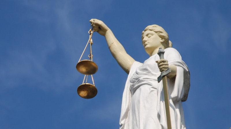 Justitia-Statue   © pixabay.com CCO