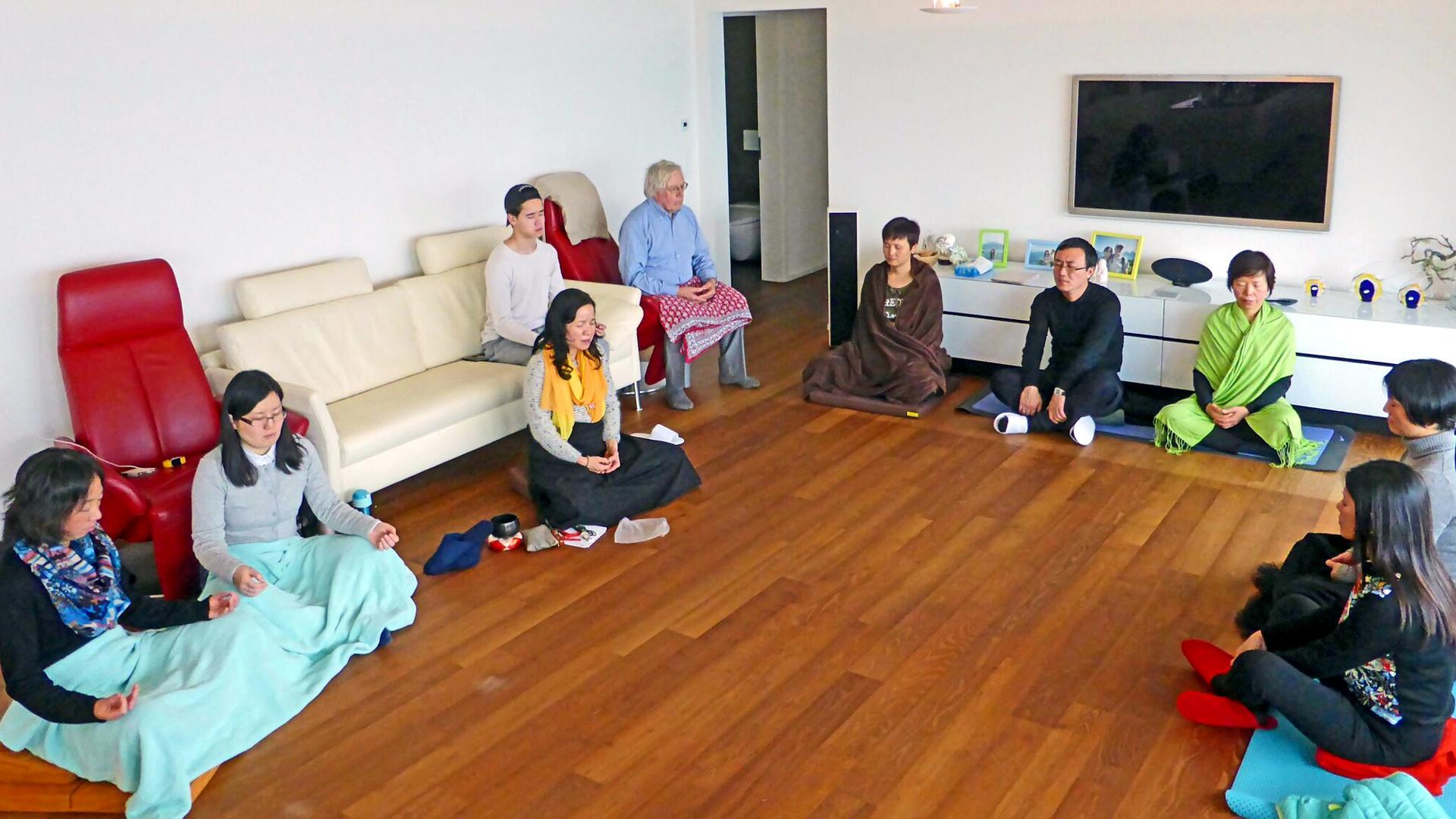 Meditation mit Rita Chen   © zVg