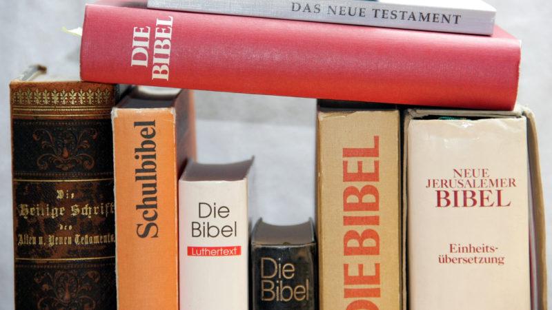 Bibeln | © pixabay.com CCO