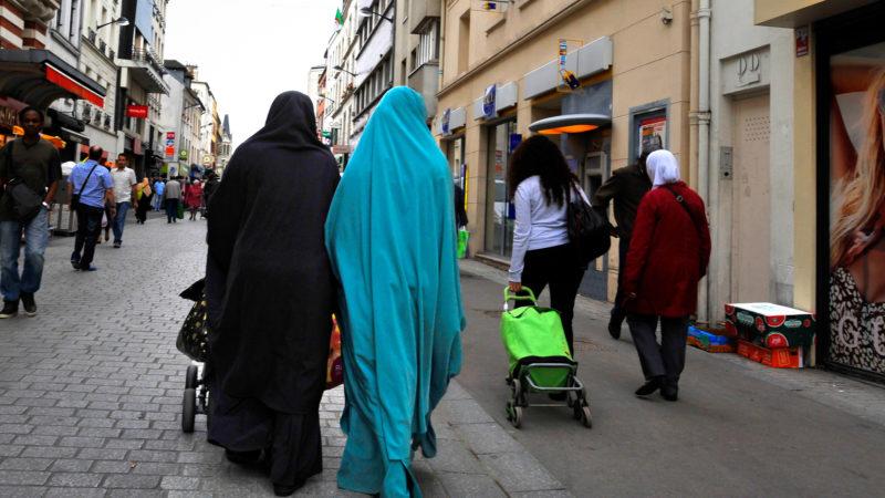 Verschleierte Frauen | © kna