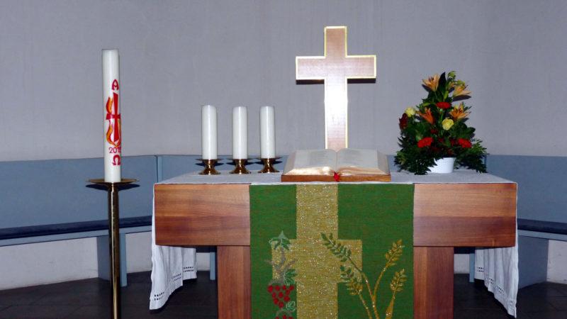 Der Altar | © Dieter Schütz  / pixelio.de
