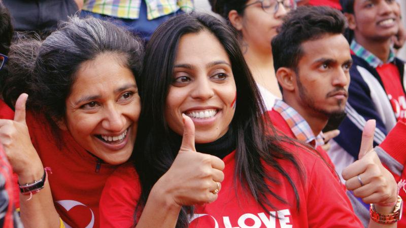 Filmszene aus #Female Pleasure mit Vithika Yadav | © Filmcoopi