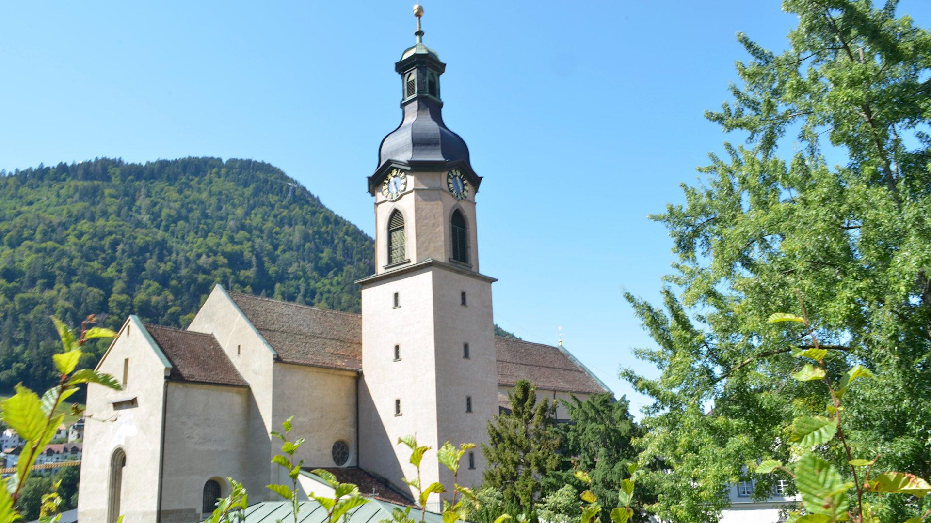 Kathedrale von Chur | © Regula Pfeifer