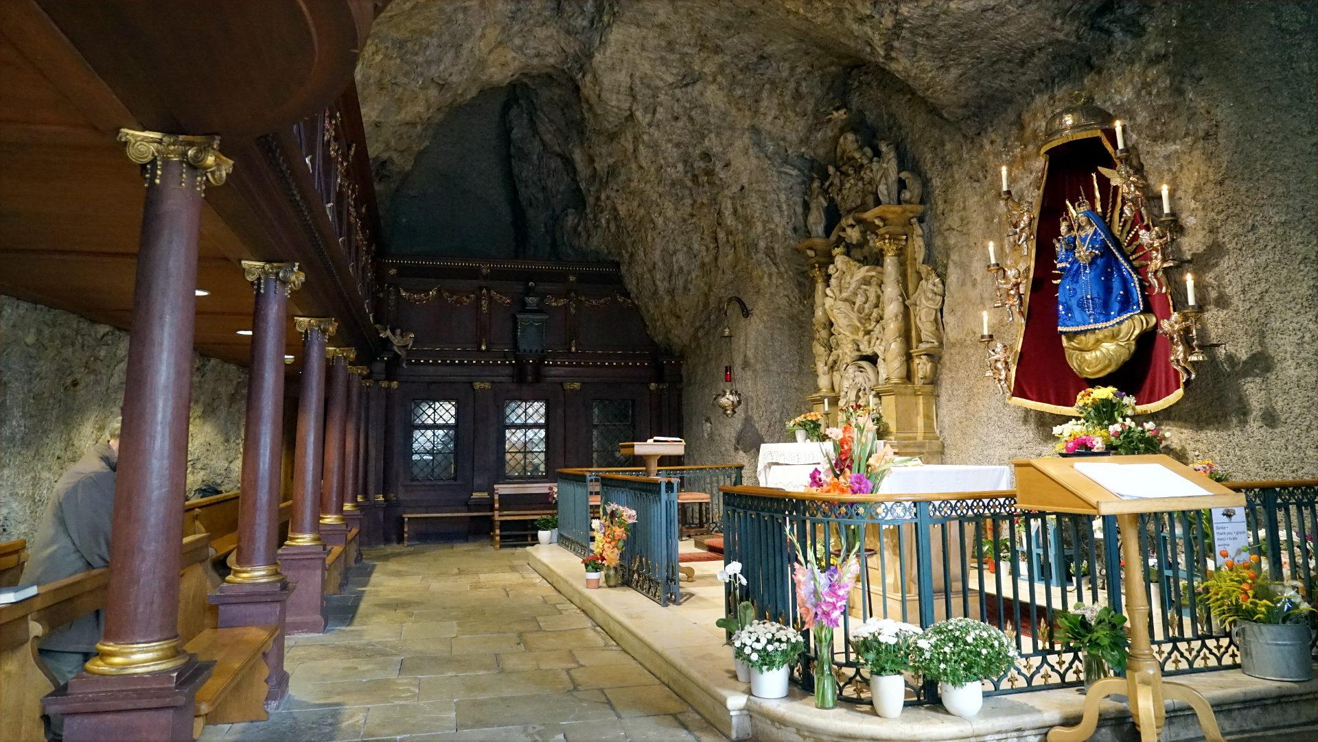 Mariastein-Heiligtum