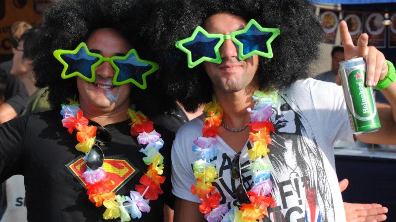 Partygänger an der Zürcher Streetparade | © pixabay.com