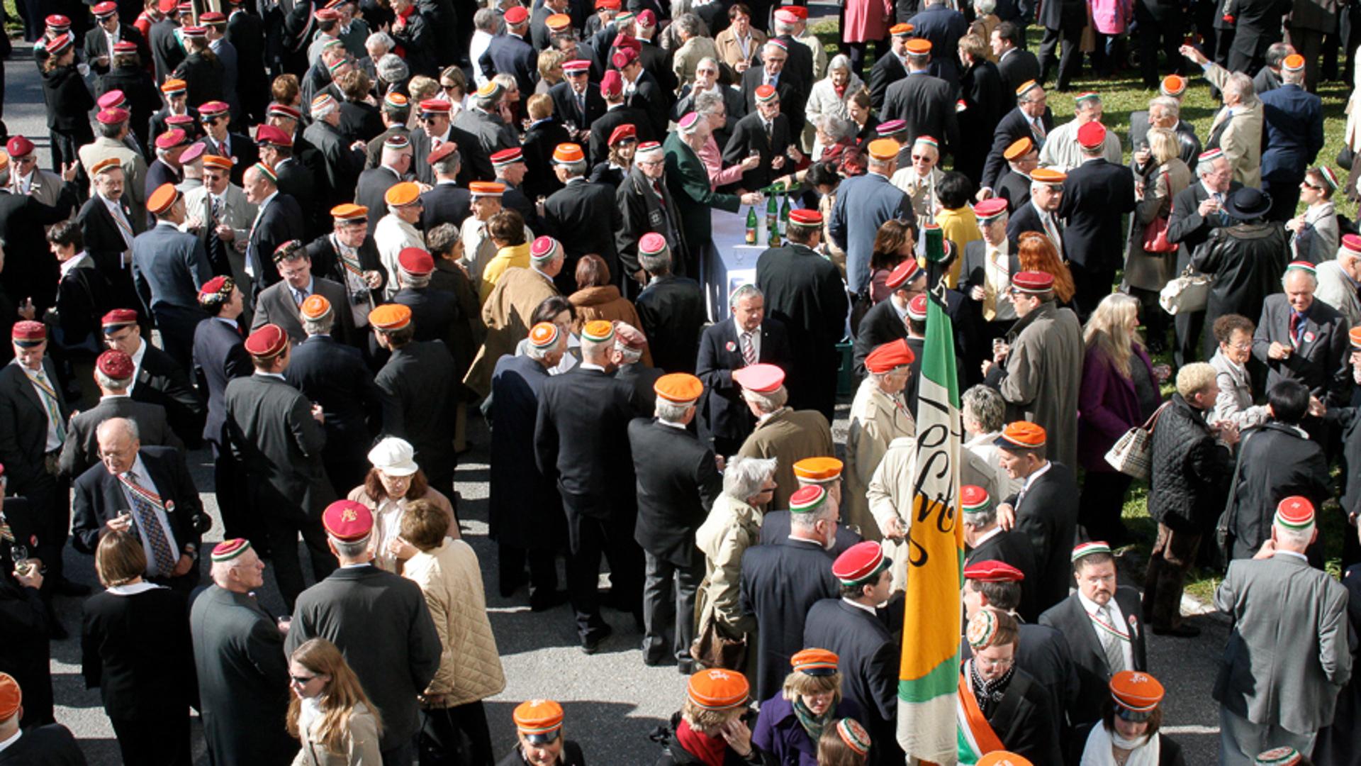Zentralfest des STV 2008 in Engelberg | © STV / Markus L'Hoste