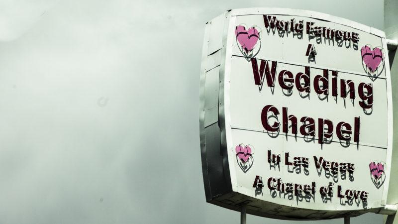 Hochzeitskapelle in Las Vegas. | © pixabay.com CCO