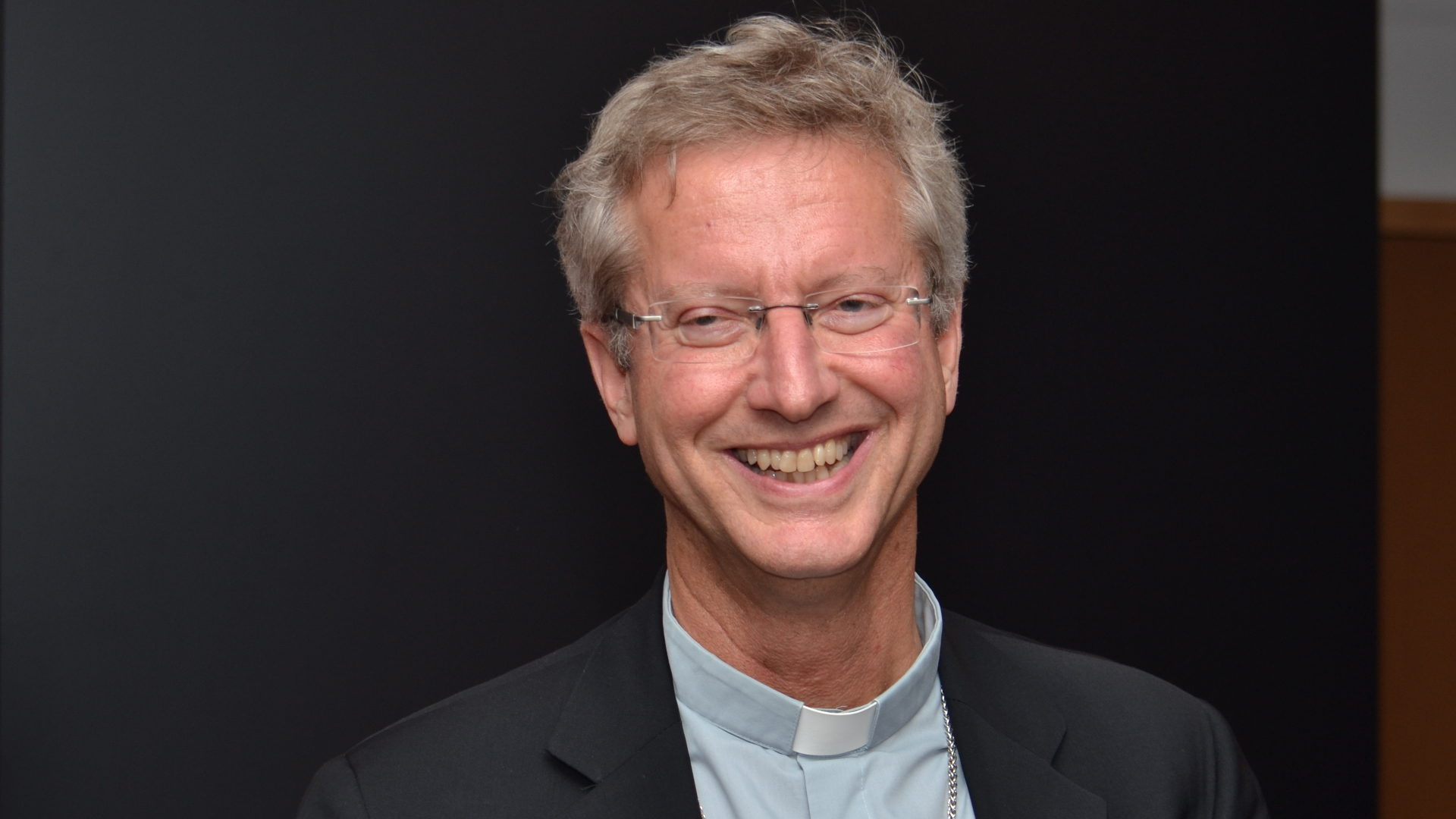 Medien- und Jugendbischof Alain de Raemy | © Sylvia Stam