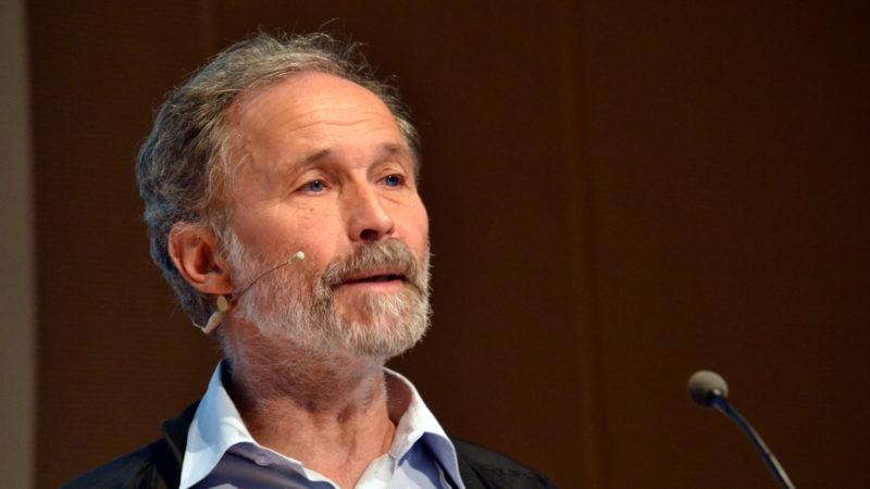 René Knüsel,  Professor am Institut für Sozialwissenschaften der Universität Lausanne | © Sylvia Stam