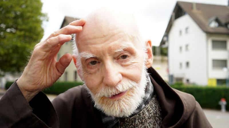 Auch in Baar: Bruder Gilbert Moser, vom Kapuzinerkloster Olten | © Vera Rüttimann
