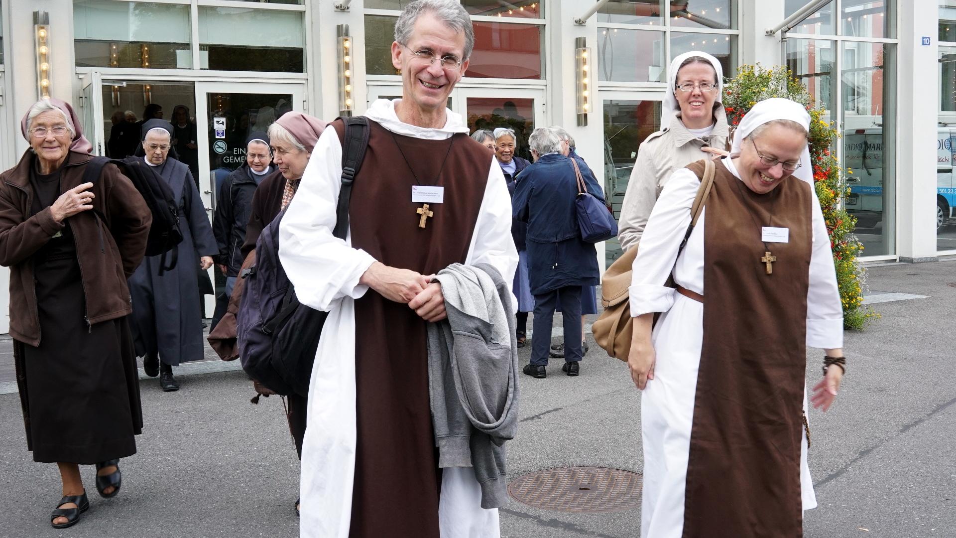 Gesamtschweizerische Ordenstag in Baar | © Vera Rüttimann