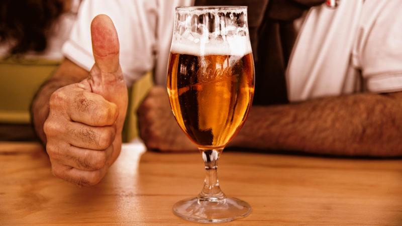 Bier ist ok   © Pixabay MabelAmber C00