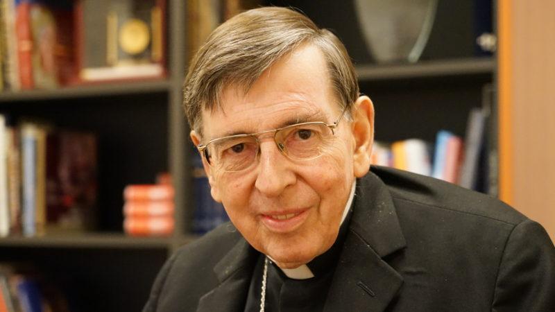 Kardinal Kurt Koch | © Georges Scherrer