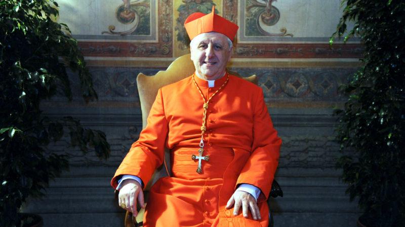 Kardinal Giuseppe Versaldi | ©  KNA