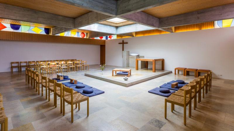 Die Kapelle im Lassalle-Haus. | © zVg