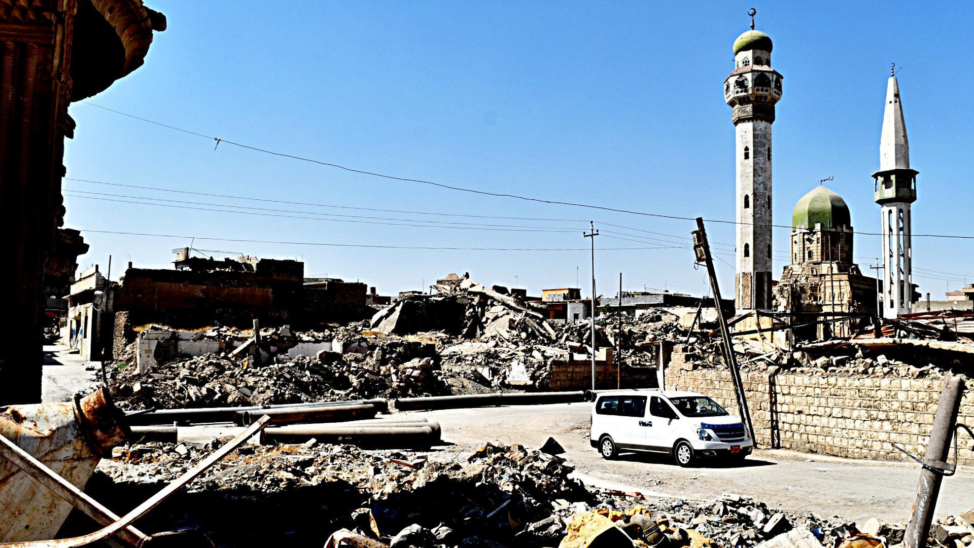Altstadt von Mossul    © Jacques Berset