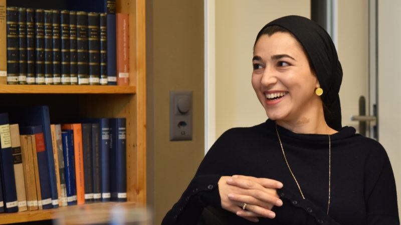 Hannan Salamat, Fachleitung Islam beim ZIID | © Sylvia Stam