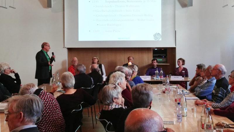 Mehr Partizipation fordert Tagsatzung.ch am 24. November | © zVg