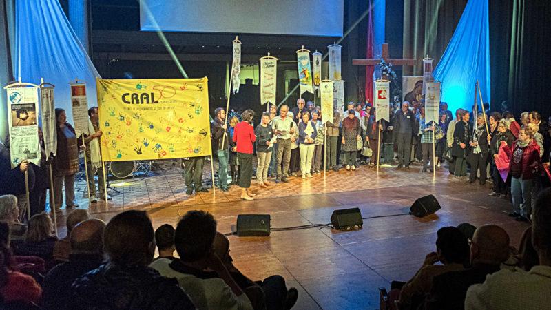 CRAL-Mitglieder am Freiburger Treffen «Glauben und Zeugnis geben»   © CRAL