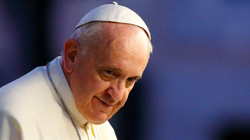Papst Franziskus | © KNA