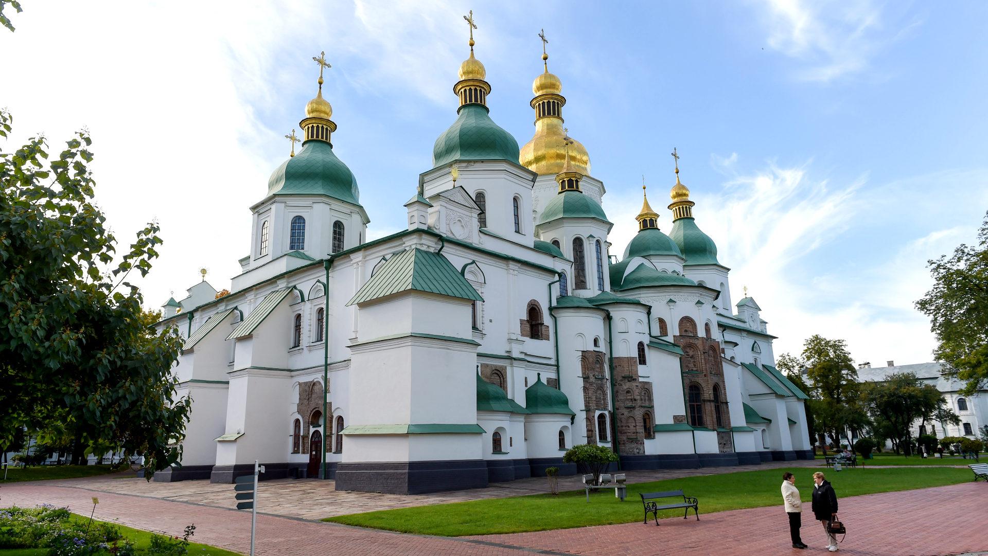 Ukraine gründet neue orthodoxe Kirche - kath.ch