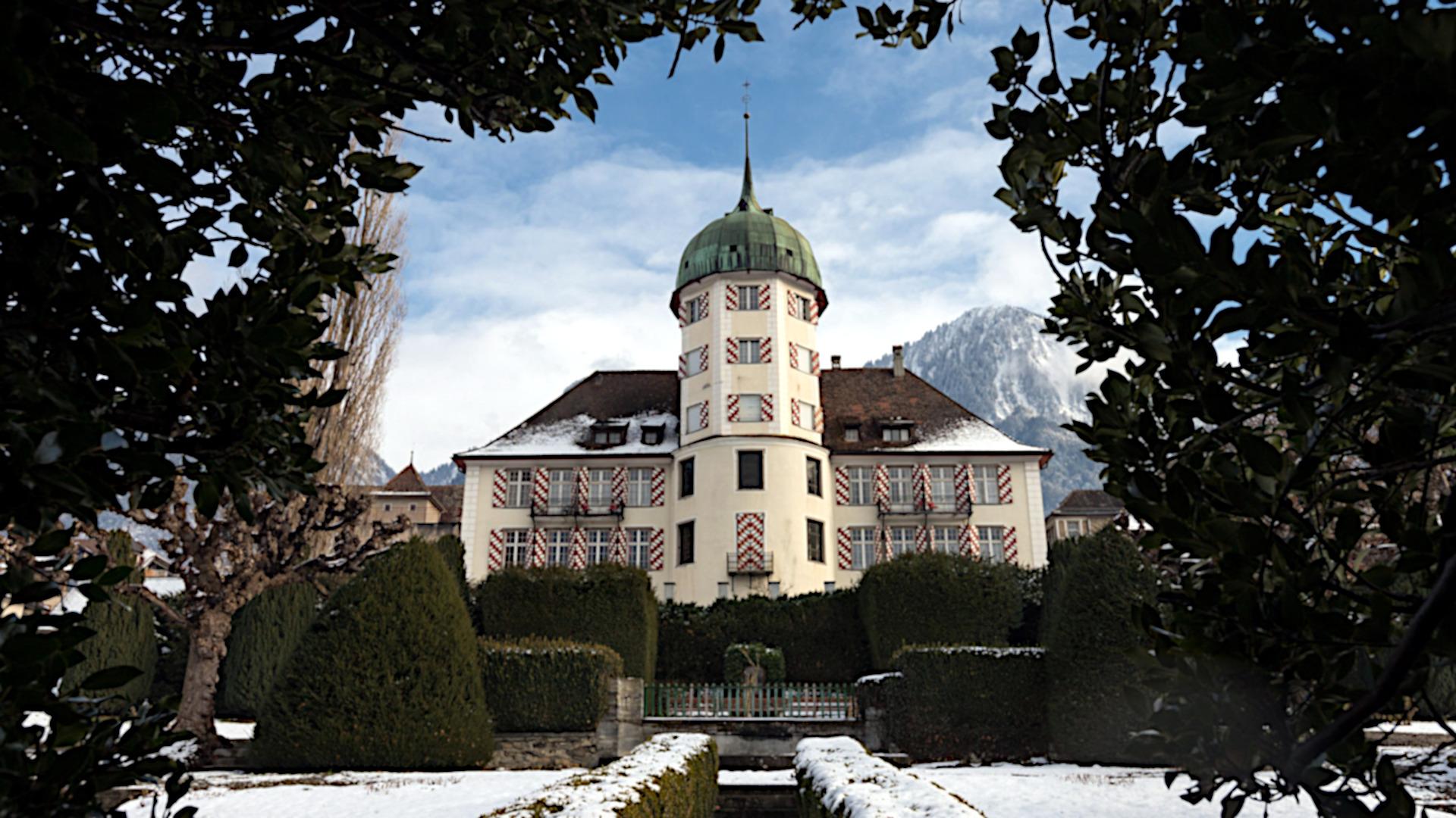 Bistum Chur will Schloss in Zizers verkaufen - kath.ch