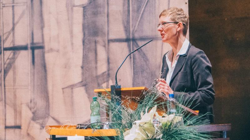 Gunda Werner,  Professorin für Dogmatik an der Universität Graz | © Yannick Wenger
