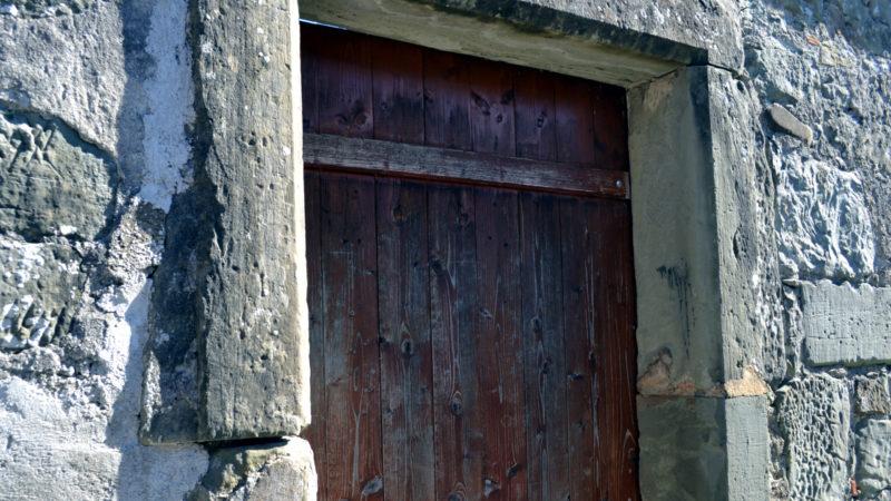 Pforte in Klostermauer | © Georges Scherrer