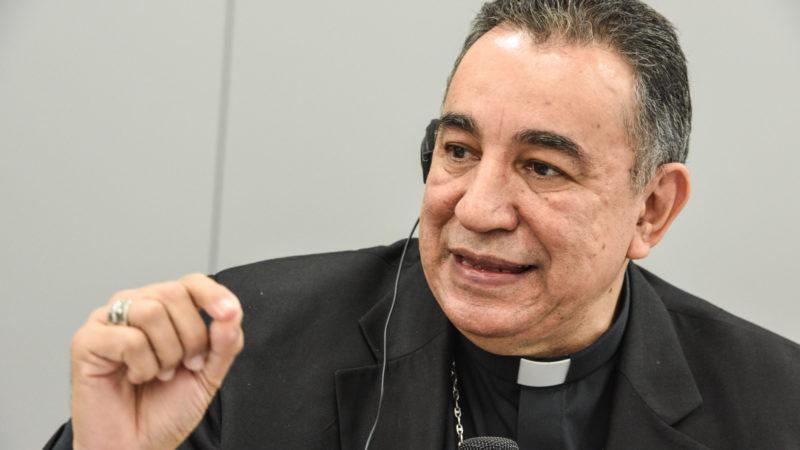 Jose Domingo Ulloa Mendieta, Erzbischof von Panama-Stadt | © KNA