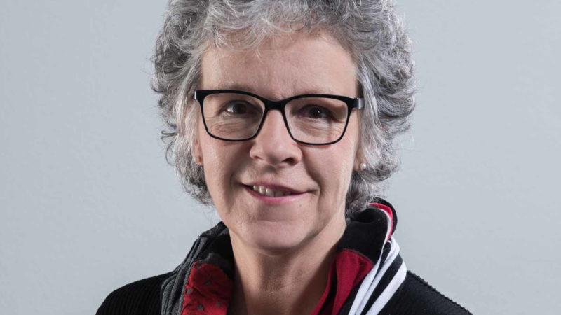 Simone Curau-Aepli, Präsidentin des Schweizerischen Katholischen Frauenbundes   © zVg