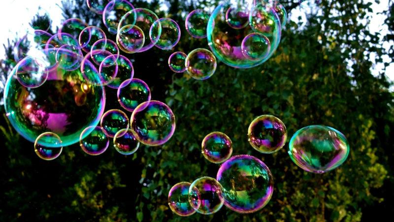 Seifenblasen   © pixabay.com