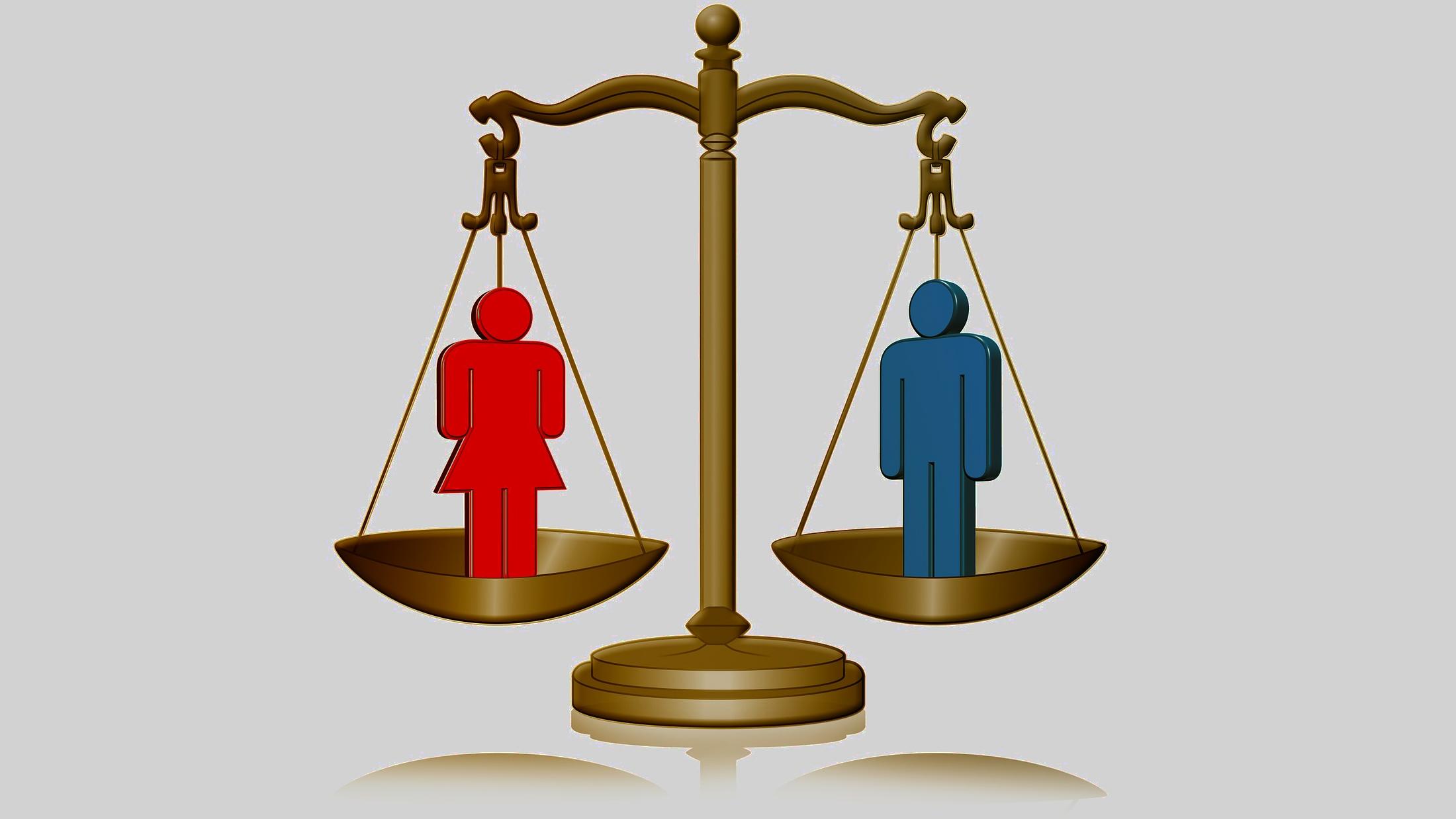 Gleichheit der Geschlechter in der Kirche wird gefordert. | © pixabay.com