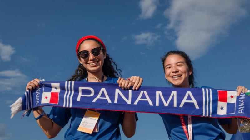 Der 32. Weltjugendtag findet in Panama statt. | © KNA