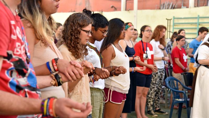 Schweizer Jugendliche am Weltjugendtag in Panama | © Grégory Roth