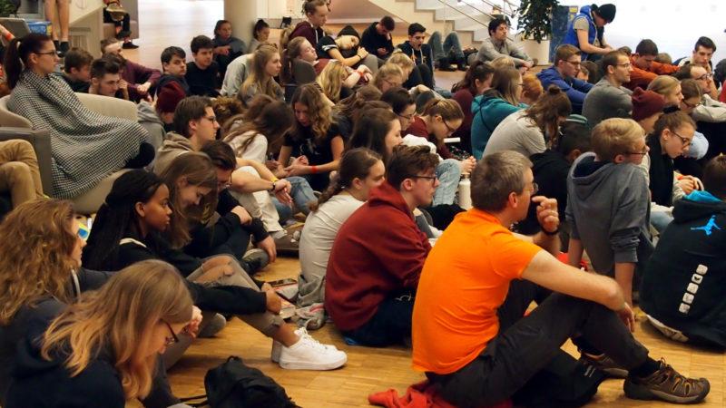 Beten, Verweilen und Hören am Praisecamp  | © Andreas C. Müller