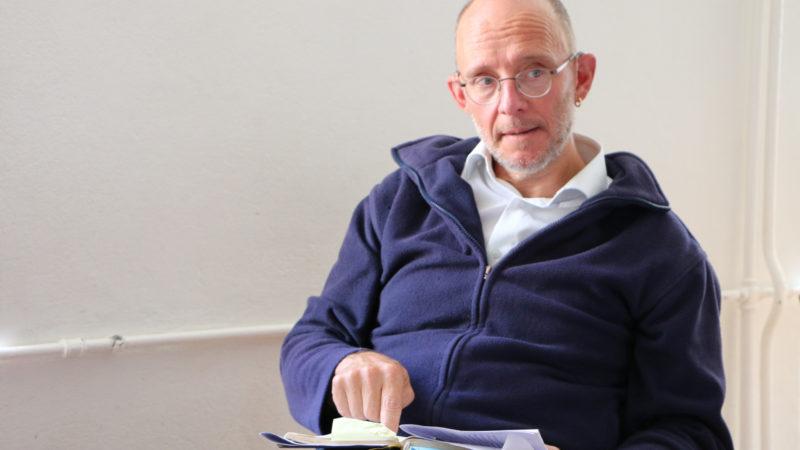 Der Zürcher Theologe Ralph Kunz | @ Fabio Paulitti