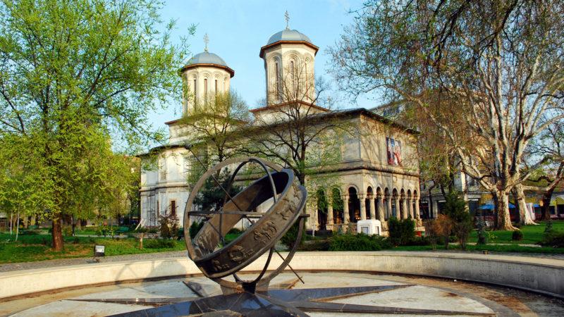 Kirche in Bukarest | © 12019 pixabay.com CCO