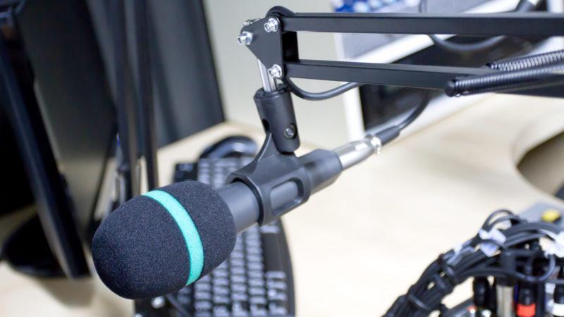 Im Radiostudio | © pixabay.com/Joe007 CCO