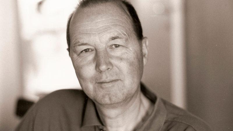 Psychoanalytiker Jürg Acklin, 2009 | © Palma Fiacco
