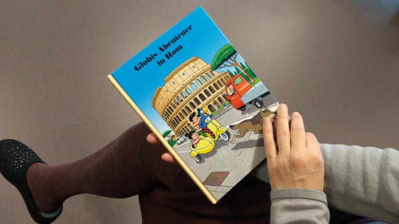 Globis Abenteuer in Rom | © Erich Schweizer/Globi Verlag, Zürich
