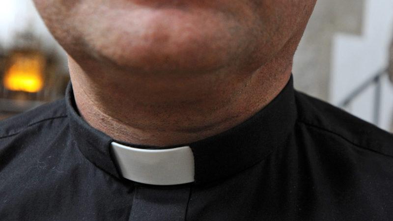 Auch Kleriker können zu Tätern werden.   © KNA